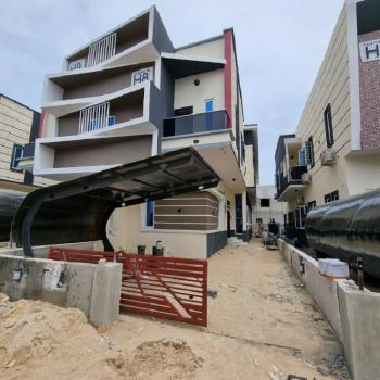 Luxury 4 Bedroom Semi Detached Duplex, Orchid Road, Lekki, Lagos, Semi-detached Duplex for Sale