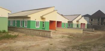 3 Bedroom Bungalow in an Estate- Semi Finished, Few Minutes From Shoprite Opposite Fara Park, Sangotedo, Ajah, Lagos, Semi-detached Bungalow for Sale