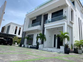 Presidential Luxury 5 Bedroom Water View Detach Duplex, Pinnock Beach Estate, Jakande, Lekki, Lagos, Detached Duplex for Sale