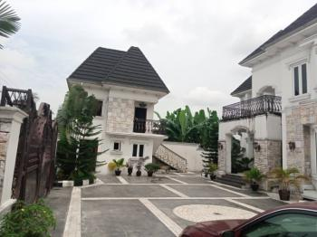 Executive Luxury Detached 6 Bedrooms Duplex, Shell Cooperative Estate, Eliozu, Port Harcourt, Rivers, Detached Duplex for Sale