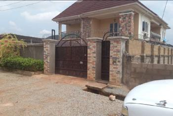Tastefully Finished 4 Bedroom Duplex with a Bq and 20 Hours Light a Day, Airport Hill View., Thinkers Corner, Enugu, Enugu, Detached Duplex for Sale