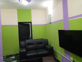 Furnished 2 Bedrooms Ground Flat, Gbagada Phase 2, Gbagada, Lagos, Flat for Rent
