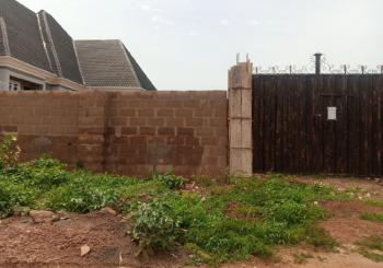 Land Measuring 450sqm in a Serene Environment with Fence and Gate., Besides Chime Estate, Thinkers Corner, Enugu, Enugu, Residential Land for Sale