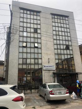 Commercial Building with Massive Space of 10units Open Space, Tokunbo Alli Street, Off Toyin Street, Ikeja, Lagos, Office Space for Sale