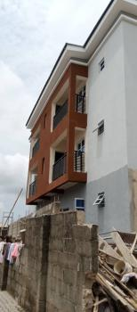 Brandnew Mini Flat with 2 Toilets, Happy Land Estate, Along Sangotedo, Ajah, Lagos, Mini Flat for Rent