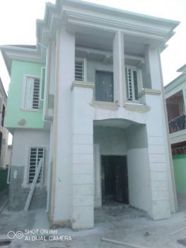 Brand New 5 Bedroom Duplex with a Bq (c of O), Grammar School Area, Omole Phase 1, Ikeja, Lagos, Detached Duplex for Sale