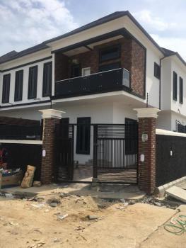 Tastefully Finished 4 Bedroom Semi Detached Duplex with Bq, Orchid Road, Ikota, Lekki, Lagos, Semi-detached Duplex for Rent