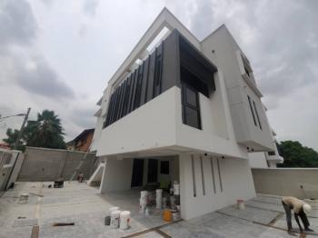 Luxury 4 Bedroom Duplex with a Bq, Omole Phase 1, Ikeja, Lagos, Detached Duplex for Sale