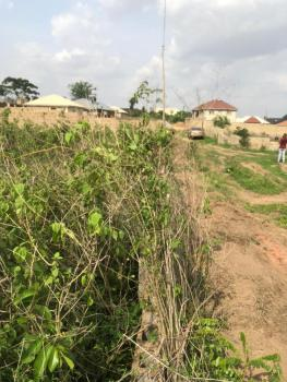 Fenced Plots of Land Up for Grab, New Land Estate, Off Akala Expressway, Elebu, Oluyole, Oyo, Residential Land for Sale