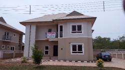 4 Bedroom Detached House with a Self Contained Boys Quarters, No 5, Usan Street, Total Staff Cooperative Estate, By Doliz Brown Estate, Gaduwa, Abuja, Gaduwa, Abuja, Detached Duplex for Rent