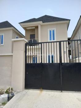 4 Bedroom Fully Detached Duplex, Lekki Palm City Estate, Ado Road, Ajah, Lagos, Detached Duplex for Sale