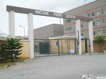 4 Plots in a Gated Estate, Vintage Park Estate, Ikate Elegushi, Lekki, Lagos, Residential Land for Sale