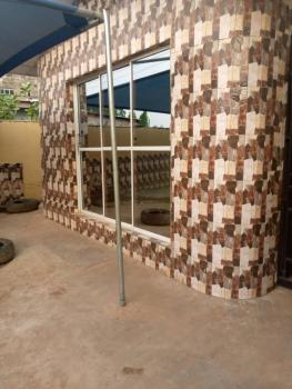 Car Wash Plus Bar on a Half Plot of Land, Ilewe Close to Baba Egbe Bus-stop, Meiran, Agege, Lagos, Commercial Land for Sale