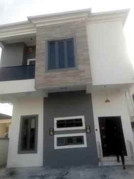 Newly Built 4 Bedrooms Fully Detached Duplex, Chevy View Estate, Osapa, Lekki, Lagos, Detached Duplex for Rent