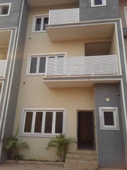 4 Bedroom Terrace Duplex on 3 Floors, Behind American International School, Durumi, Abuja, Terraced Duplex for Sale