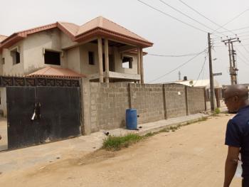 4 Bedroom Duplex with 2 Nos 3 Bedroom Flats, Off Odofin Road, Igbogbo, Ikorodu, Lagos, Detached Duplex for Sale