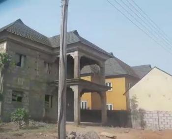 4 Bedroom Fully Detached Duplex (uncompleted), Behind Canaan Estate, Kafe, Abuja, Detached Duplex for Sale