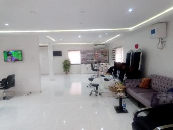 Very Clean 4 Bedrooms Duplex with 2 Rooms Bq, Off Aminu Kano Crescent, Wuse 2, Abuja, Semi-detached Duplex for Rent