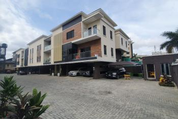 Elegant Brand New 4 Bedroom Terrace Duplex, Lekki Phase 1, Lekki, Lagos, Terraced Duplex for Sale