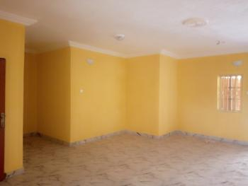 Newly Built  Spacious 3 Bedroom Upstairs, Canal Estate Okota Off Ago Palace Way, Ago Palace, Isolo, Lagos, Flat for Rent