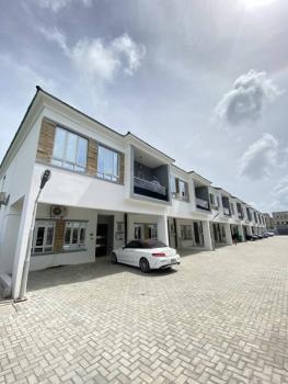 Alluring 4 Bedroom Terraced Duplex with a Room Bq, Ikate Elegushi, Lekki, Lagos, Terraced Duplex for Sale