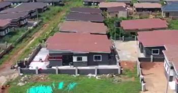 2 Bedroom Treasure Island Estate, Mowe Ofada, Ogun, Detached Bungalow for Sale