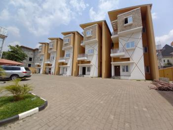 Brand New and Strategically Located 4 Bedroom Terrace Houses with Bq, Guzape District, Abuja, Terraced Duplex for Sale