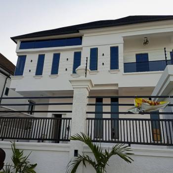 Luxury 5 Bedroom with Bq, Chevron, Lekki Phase 1, Lekki, Lagos, Detached Duplex for Sale