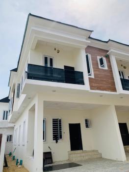 Luxurious 3 Bedroom Duplex at Lagoon Front Location, Harris Drive, Vgc, Lekki, Lagos, Terraced Duplex for Sale