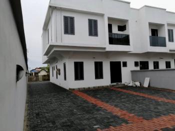 Finely Finished 4 Bedroom Semi-detached Duplex + Bq, Diamond Estate, Sangotedo, Ajah, Lagos, Semi-detached Duplex for Sale
