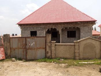 Solid 3 Bedroom Bungalow Carcass, Lokogoma District, Abuja, Detached Bungalow for Sale