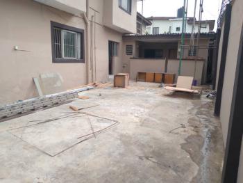 Commercial 6 Bedroom Semi-detached Duplex with Bq, Off Opebi Road, Opebi, Ikeja, Lagos, Office Space for Rent