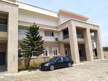 Luxury 4 Bedroom Terraced Duplex with Bq in a Serene Location, Katampe Extension, Katampe, Abuja, Terraced Duplex for Rent