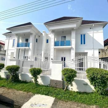 5 Bedroom Semi Detached Duplex with a Library and Bq, Sangotedo, Ajah, Lagos, Semi-detached Duplex for Sale