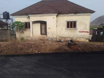2 Bedroom Detached Bungalow (carcass), Jenew Estate, Karsana, Abuja, Detached Bungalow for Sale