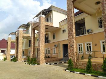 Super Fantastic 5 Bedrooms and Bq, Katampe Extension, Katampe, Abuja, Terraced Duplex for Rent