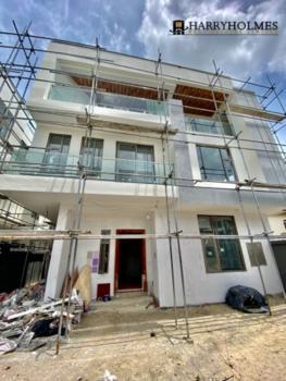 Ultramodern 5 Bedroom Detached Duplex with a Bq, Lekki Phase 1, Lekki, Lagos, Detached Duplex for Sale