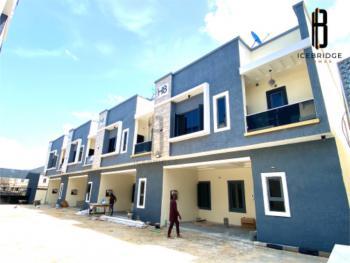 Fully Serviced Automated 4 Bedroom Terrace Duplex, Ikota, Lekki, Lagos, Terraced Duplex for Sale