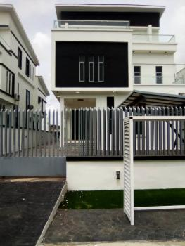 Newly Built 5 Bedrooms Detached House, Pinock Beach Estate, Lekki, Lagos, Detached Duplex for Sale