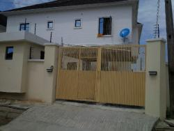 Luxuriously Finished Brand New 4 Bedroom Duplex With Boys Quarters, Osapa, Lekki, Lagos, 4 bedroom, 7 toilets, 6 baths Semi-detached Duplex for Sale