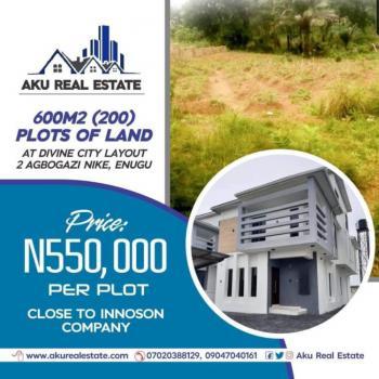 200 Plots of Land, Enugu, Enugu, Mixed-use Land for Sale