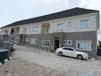 Brand New and Well Located 4 Bedroom Terrace House with Bq, Guzape District, Abuja, Terraced Duplex for Sale