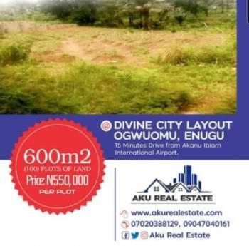 100 Plots F Land Available, Enugu, Enugu, Mixed-use Land for Sale