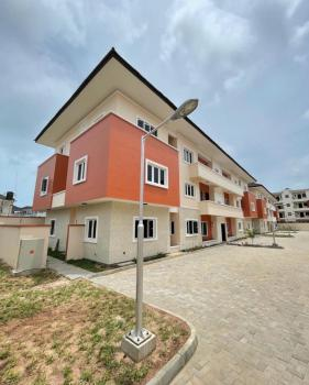 Newly Built 3 Bedroom Flat All Ensuit, Ikate Elegushi, Lekki, Lagos, Block of Flats for Sale