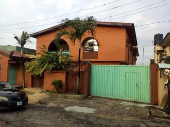 a Block of 4 Numbers 3 Bedroom Each, Adenuga Taiwo Street, Obanikoro, Shomolu, Lagos, Block of Flats for Sale