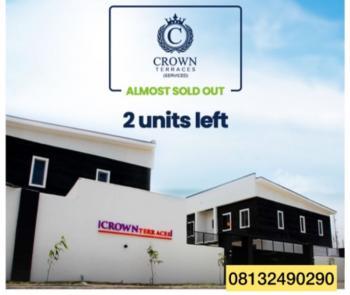 Luxury 4 Bedroom Terrace Duplex, Sangotedo, Ajah, Lagos, Terraced Duplex for Sale