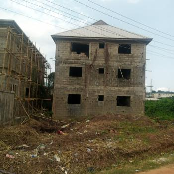 a Block of 9 Numbers 3 Bedroom Flat Each Uncompleted, Harmony Est, Off Channels Tv Road., Opic, Isheri North, Lagos, Flat / Apartment for Sale