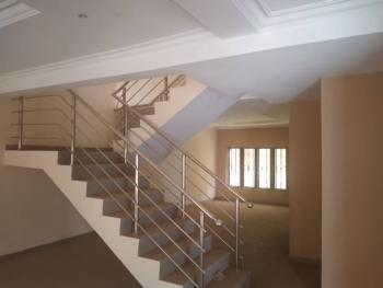 Excellent and Clean 3 Bedroom Duplex  with Bq, River Park Estate, Lugbe District, Abuja, Detached Duplex for Rent