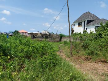 Full Plot of Dry Land with Uncompleted Building on It, Greenville Estate Badore Road, Badore, Ajah, Lagos, Land for Sale