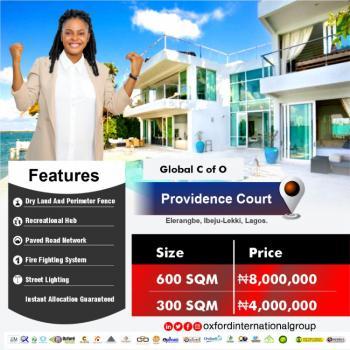 Choice Land, Providence Court, Elerangbe., Ibeju Lekki, Lagos, Mixed-use Land for Sale